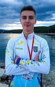 NATIONAL CHAMPIONSHIPS JUNIOR UKRAINE: ANDRIY YERESHCHENKO 1ST PLACE LJ 7.37M, 100M IRYNA PANARINA, 1ST PLACE 12.01